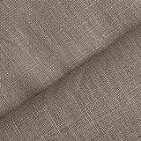 Holmar - Tela 100% lino - Prelavado - Translúcido - Por metro (piedra)