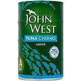 John West Tuna Chunks In Brine, 4 x 145g