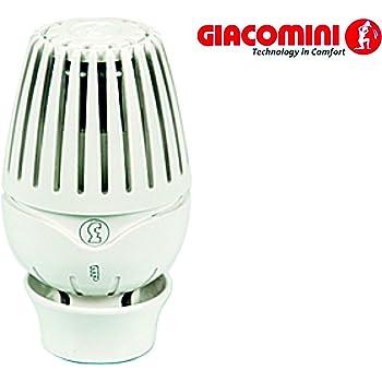 Giacomini Robinetterie Radiateur Tete Thermostatique R460