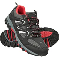 Mountain Warehouse Jungle Mens Walking Shoes - Lightweight Running Shoes, Breathable, Soft, Comfortable, Flexible Gym…