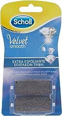 Scholl Velvet Soft Ricarica Roll per Pedicure, Extraesfoliante