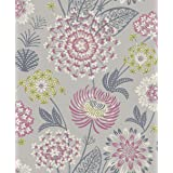 Arthouse 676207 Wallpaper/Wallcoverings, Raspberry, One Size