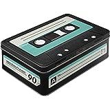 Nostalgic-Art Boîte métallique Cassette rétro