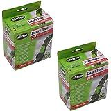 """Slime Smart Tube 29"""" X 1.85-2.20 Self Healing Bike Inner Tubes - Presta Valve (Pair)"""