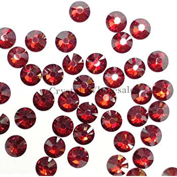 019ad85b6 144 pcs Crystal Red Magma (001 REDM) Swarovski 2058 Xilion / NEW 2088  Xirius 16ss Flatbacks No Hotix nail art Rhinestones 4mm ss16 **FREE  Shipping from ...