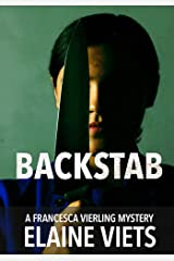 Backstab (A Francesca Vierling Mystery Book 1) Kindle Edition