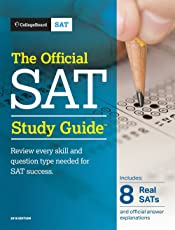 The Official SAT Study Guide 2018