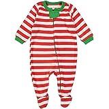 elowel | Pijama Unisexo | Ropa De Dormir De Lana Caliente| 1 Pieza | Pijama De Pie | Cálido Y Tierno | Tamanos Disponibles: 6