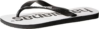 Havaianas Unisex's Top Logomania Flip-Flop