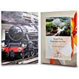Activity Superstore Steam Train Ride For Two Gift Experience Days Voucher - Available at 8 UK locations - Great gift for kids
