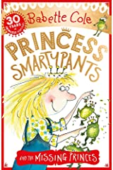 Princess Smartypants and the Missing Princes Paperback