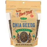 Bob's Red Mill Organic Chia Seeds, 340 gm