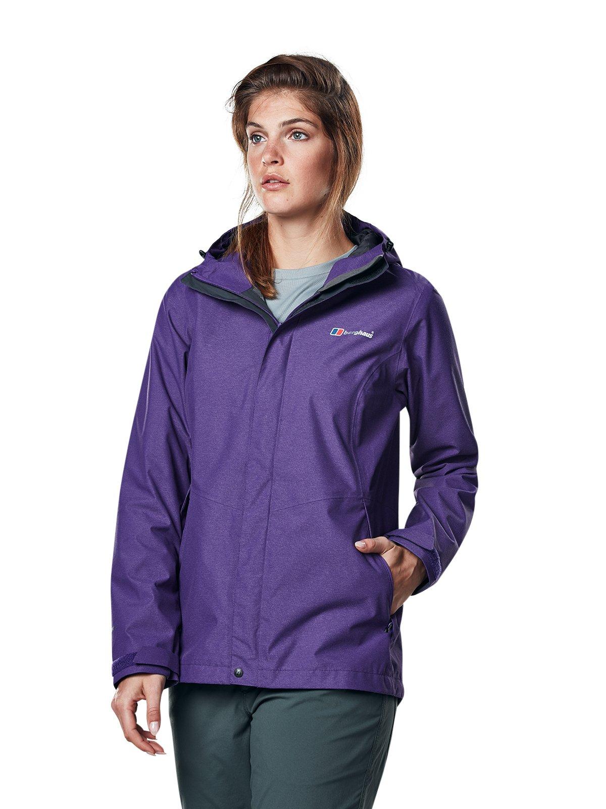 71yPUfPAWPL - Berghaus Women's Elara Waterproof Jacket
