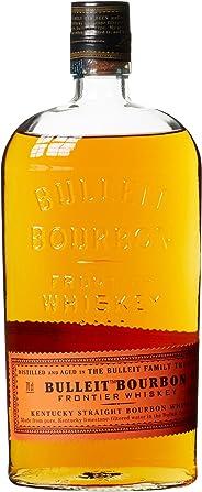 Bulleit Bourbon Frontier Whiskey, High Rye Whiskey gebrannt & gereift nach der Kentucky Tradition, 1 x 0,7l