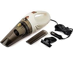 RNG EKO GREEN RNG-2001 150 Watt / 5.5 KPA Car Handheld Vacuum Cleaner (White)