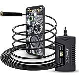 Wifi Endoscope, SUMGOTT HD1080P Caméras inspection, Camera Endoscopique pour IOS/Android Smartphone Tablet Device