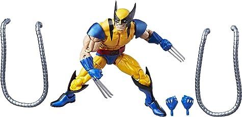 Marvel Legends Wolverine Action Figure (Multi Color)