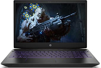 HP Pavilion Gaming 15-cx0143tx FHD Laptop (8th Gen i7-8750H/8GB DDR4/1TB HDD/NVIDIA GTX 1050Ti 4GB Graphics/Win 10/MS H & O 2016) Shadow Black
