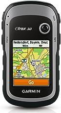Garmin eTrex 30 Outdoor-Navi mit 2,2 Zoll Display, großem Speicher und bis zu 25 Stunden Akkulaufzeit