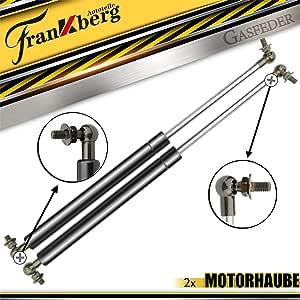 2x Gasfeder Dämpfer Motorhaube Für Lx470 Land Cruiser J100 Suv 1999 2007 5345069025 Auto