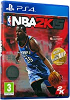 Nba 2K15 (PS4) Included Kevin Durant Mvp Bonuc Pack (PS4)