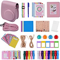 Honeytecs 12-in-1 Instant Camera Accessories Bundle Kit Compatible with Fujifilm Instax Mini 11 Including Camera Bag…