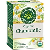 Traditional Medicinal Chamomile, 16 Teabags