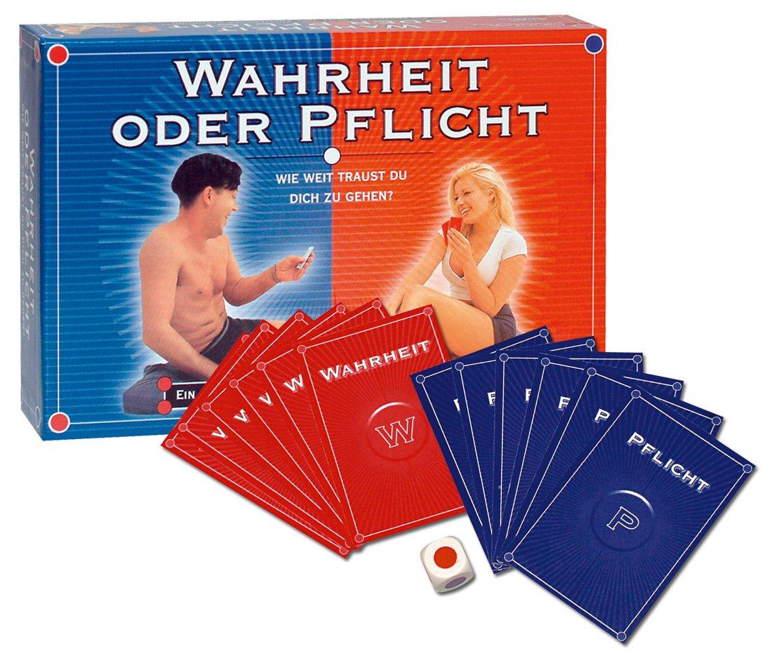 GIGIMAX Gioco Gioco Truth or Dare blu, giochi divertenti per adulti Erotico