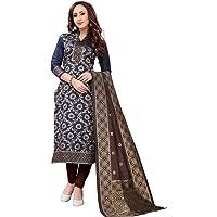Being Banarasi women jacquard cotton silk unstiched dress material