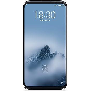 Meizu 16th Smartphone 6 Zoll SUPER AMOLED Display (8GB + 128GB, Midnight Black)