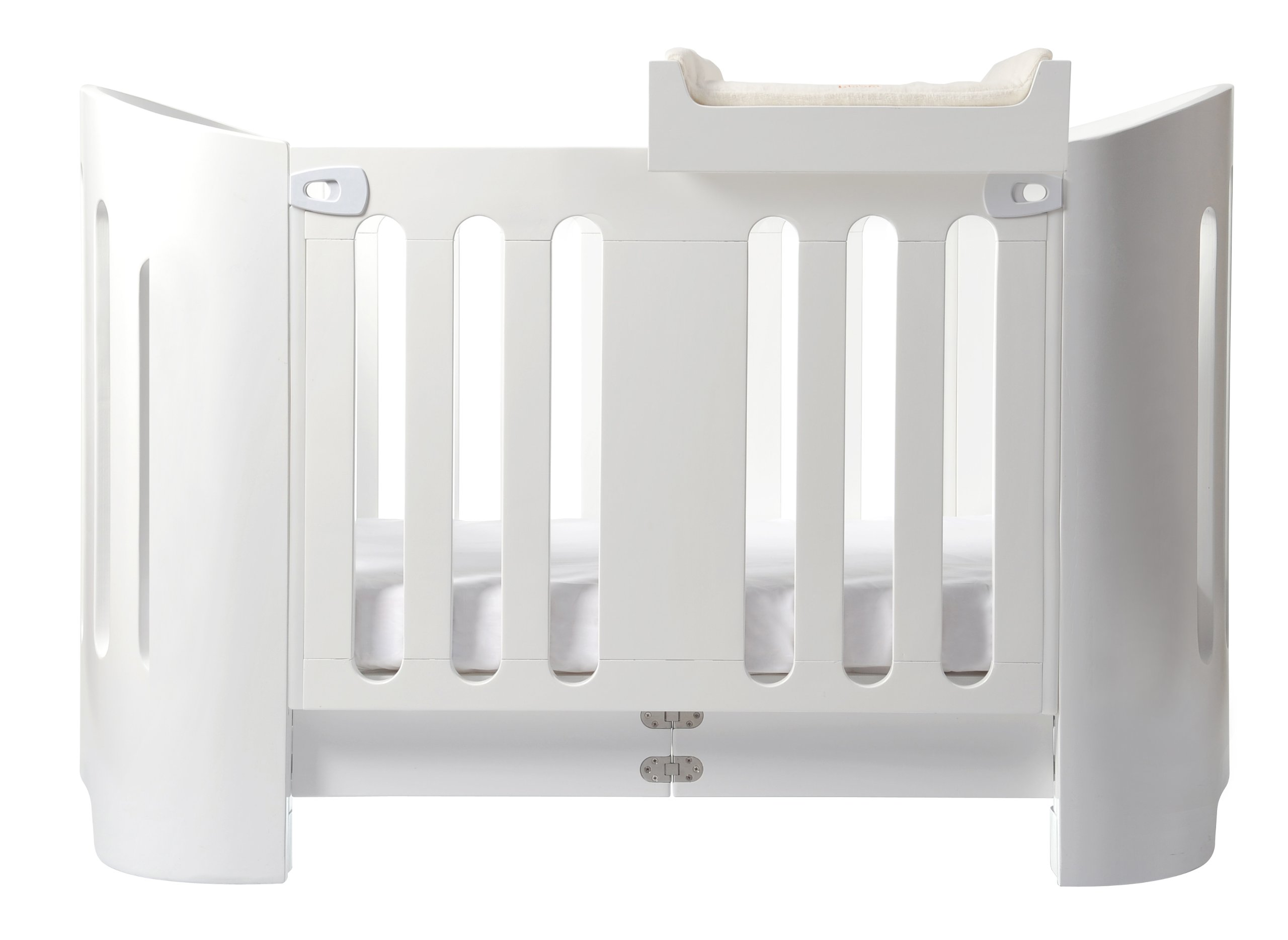 Bloom Universal Change Tray - Coconut White