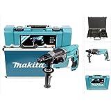 Makita HR2470 Bohrmaschine mit Bohrer und Meißelset 780 W, 220 V