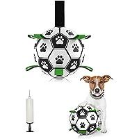 Ubrand Avicsun Pallone da Calcio per Cani con linguette, Giocattolo interattivo per Cani, Giocattolo per Cani di Piccola…