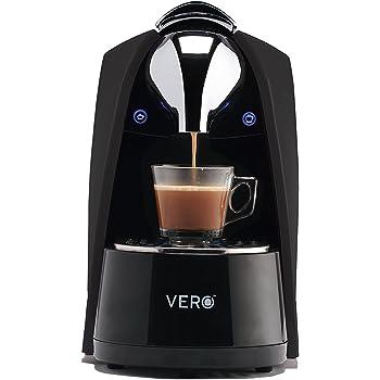 VERO | Infuso Black | Coffee Machine | Nespresso Compatible