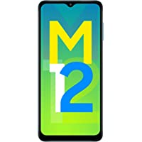 Samsung Galaxy M12 (Blue,6GB RAM, 128GB Storage) 6000 mAh with 8nm Processor | True 48 MP Quad Camera | 90Hz Refresh…