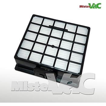 Motorschutzfilter VZ01MSF geeignet für Bosch BSGL 32125 GL-30 BIONIC FILTER PRO