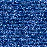 Teppichboden Teppich-Fliese | Tretford Interland ECO | 50x50 cm | blau 516