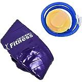 Gym Exercise Anti-Burst Swiss Yoga Aerobic Body Fitness Core Ball, 65 cm, Purple