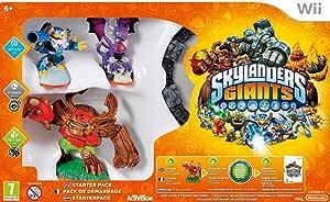 Skylanders Giants - Starter Pack [Edizione: Regno Unito]