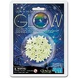 Nika 4M 00-05221 Glow Mini Stars ,Multi color