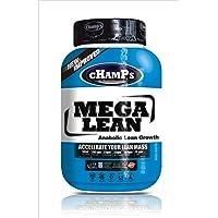 Champs Mega Lean 2 LBS (908g) (STRAWBERRY) Anabolic Lean Growth Formula