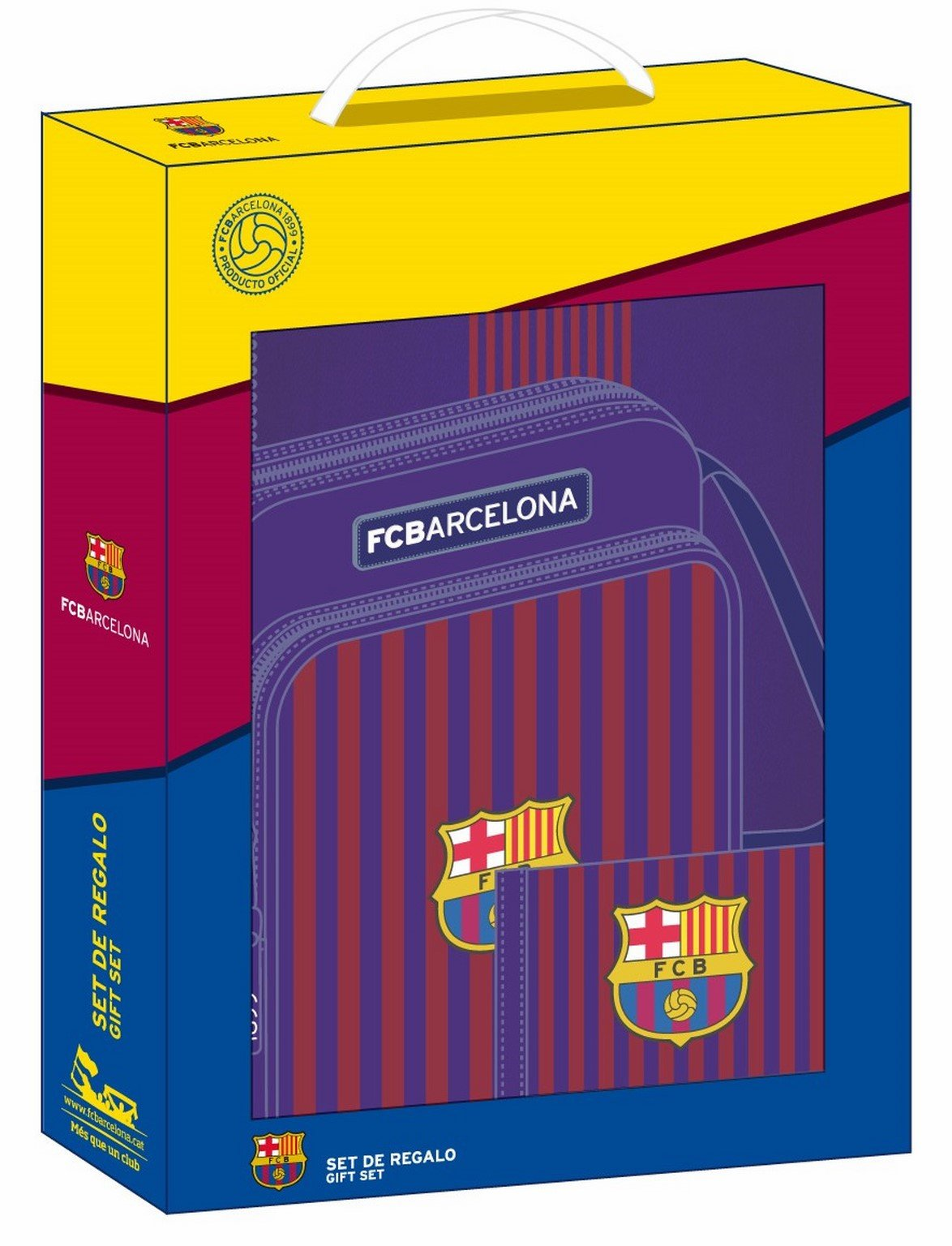FC Barcelona 311829588 – Set de regalo