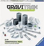 Ravensburger GraviTrax Erweiterung Trax - Ideales Zubehör für spektakuläre Kugelbahnen, Konstruktionsspielzeug für…