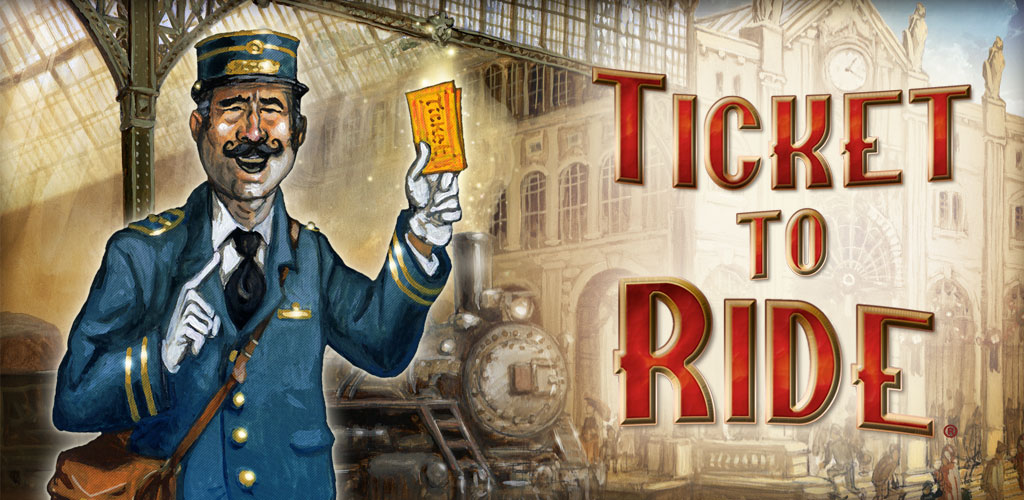 Ticket to Ride - 4