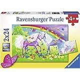 Ravensburger 09193 - Regenbogenpferde