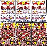 6 bogen Aufkleber bulls selbstklebend Stickers rockstar energy drink BMX moto-cross decals Abziehbilder MX