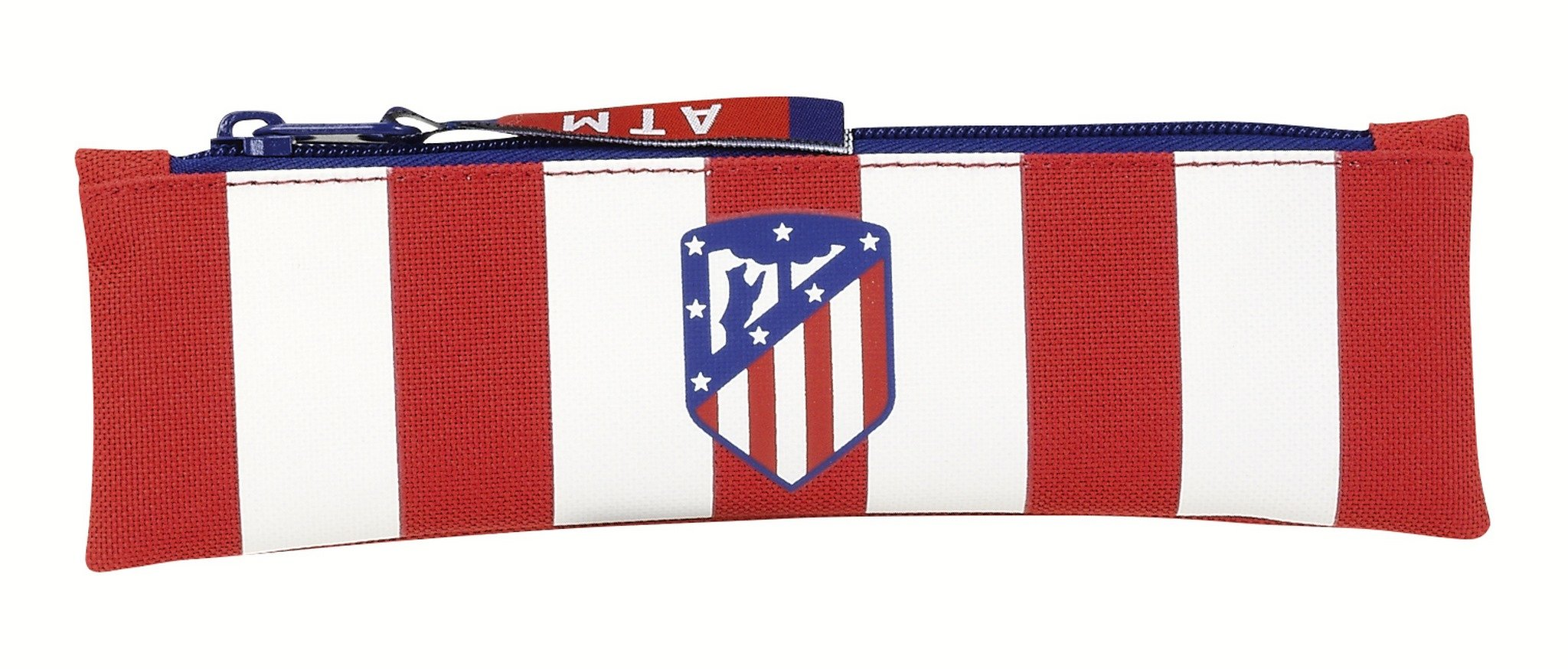 Safta Estuche Atlético De Madrid Oficial Escolar 200x60mm