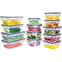 GoMaihe Récipient Boîte Alimentaire 26 pièce (13 récipient, 13 Couvercle), Plastique Boites Hermetiques avec Couvercles…