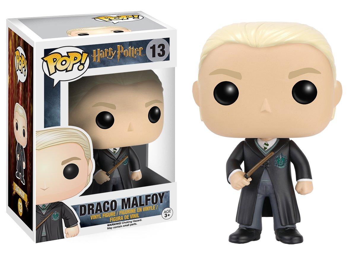 Funko Pop Draco Malfoy (Harry Potter 13) Funko Pop Harry Potter