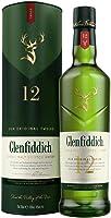 Glenfiddich Single Malt Scotch Whisky 12 Jahre – der am häufigsten ausgezeichnete Malt Scotch Whisky der Welt, 1 x...